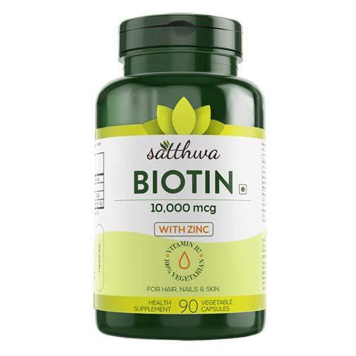 Best Biotin Brand India