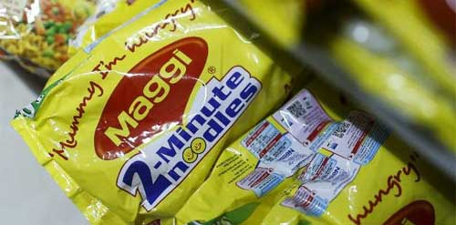 Maggi ban in India over Lead poisoning